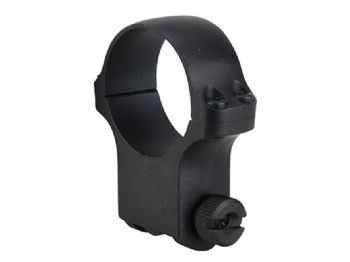 "Ruger M77 Hawkeye 1"" Rifle Scope Mount Ring size 6 Extra high Blue Matte"